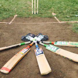 Cricket verbindet lädt zum Turnier auf der Donauinsel